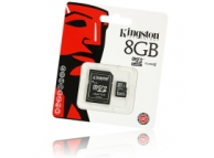 Card memorie Kingston MicroSDHC 8Gb Blister