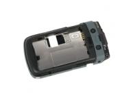 Carcasa mijloc BlackBerry Bold 9700 gri Swap