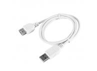 Prelungitor USB 2.0 alb