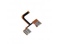 Modul cititor SIM si card MicroSD HTC One mini 2
