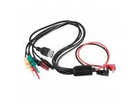 Cablu testare tensiune cu iesire USB