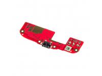 Placa cu conector incarcare / date si microfon HTC Desire 500