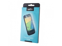 Folie Protectie ecran Apple iPhone 5 Setty Tempered Glass