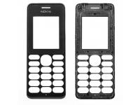 Carcasa fata Nokia 108, Neagra