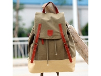 Rucsac textil Remax Double-311 kaki Original