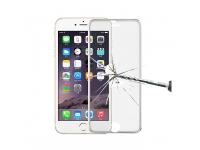 Folie Protectie ecran antisoc Apple iPhone 6 Tempered Glass Full Face argintie