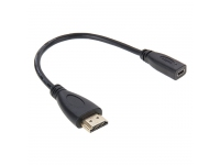 Adaptor digital HDMI tata -micro HDMI mama