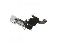 Banda cu conector incarcare / date audio si microfon Apple iPhone 6s argintiu