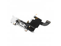 Banda cu conector incarcare / date audio si microfon Apple iPhone 6s alba