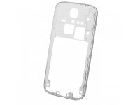 Carcasa mijloc Samsung I9505 Galaxy S4 argintie Swap