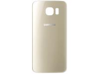 Capac baterie Samsung Galaxy S6 G920 auriu Swap