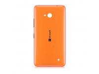 Capac baterie Microsoft Lumia 640 LTE portocaliu