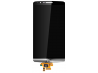 Display cu touchscreen LG G3 D855 negru gri