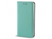 Husa Piele Samsung Galaxy A3 (2016) A310 Case Smart Magnet Turquoise