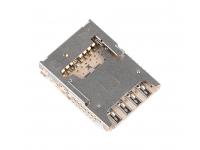 Modul cititor SIM si card MicroSD LG L Bello D331