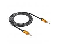 Cablu audio 3.5 mm Tata-Tata SSK Gold Edition