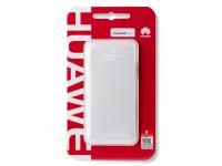 Husa plastic Huawei Y3II Alba Blister Originala