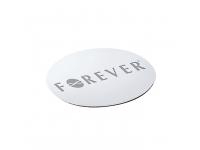 Set sticker metalic pentru suport auto magnetic Forever (2 Bucati) Blister