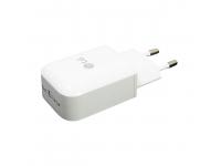 Adaptor priza LG MCS-H05ED Fast Charging alb Original