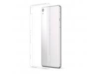 Husa silicon TPU Sony Xperia XA SBC24 Transparenta Blister Originala