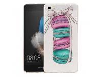 Husa silicon TPU Huawei P8lite (2015) Macarons