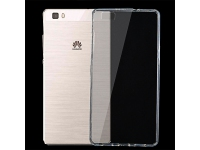 Husa silicon TPU Huawei P8lite (2015) transparenta