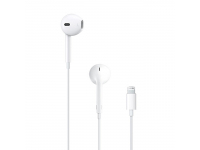 Handsfree Apple MMTN2ZM/A Lightning Alb Blister Original