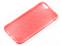 Husa silicon TPU Apple iPhone 6 Cube Rubber Rosie