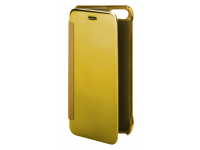 Husa plastic Apple iPhone 7 Clear Book Aurie