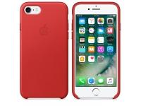 Husa piele Apple iPhone 7 MMY62ZM Rosie Blister Originala