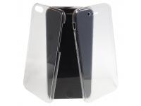 Husa silicon TPU Apple iPhone 6 Full Cover Transparenta