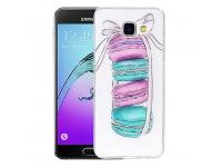 Husa silicon TPU Samsung Galaxy A3 (2016) A310 Macarons