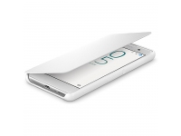 Husa piele Sony Xperia X SCR52 alba Blister Originala