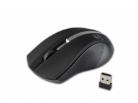 Mouse Wireless Rebeltec Galaxy Negru Argintiu Blister Original