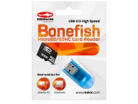 Cititor card MicroSD Reekin Bonefish Blister Original