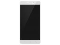 Display cu touchscreen Lenovo K6 Note Alb