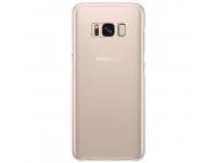 Husa plastic Samsung Galaxy S8+ G955 Clear Cover EF-QG955CPEGWW Roz Blister Originala