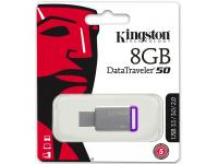 Memorie externa Kingston DataTraveler 50 U3 8Gb Blister