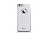 Husa plastic Apple iPhone 6 Comma Icon Alba Blister Originala