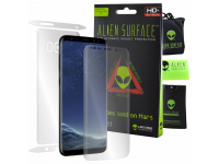 Folie Protectie Fata si Spate Alien Surface pentru Samsung Galaxy S8 G950, Plastic, Full Cover, Blister