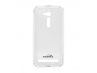 Husa silicon TPU ASUS ZenFone Go ZB500KG Kisswill Transparenta Blister Originala