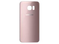 Capac baterie Samsung Galaxy S7 edge G935 roz auriu