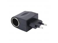 Adaptor priza Universal catre bricheta auto 220V-12V 5W