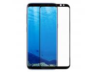 Folie Protectie ecran Samsung Galaxy S8+ G955 Full Face Neagra Blister
