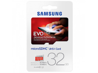 Card memorie Samsung EVO Plus MicroSDHC 32GB Clasa 10 MB-MC32DA Blister