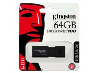 Memorie externa Kingston DataTraveler 100 G3 64Gb Blister