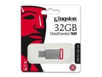 Memorie externa Kingston DataTraveler 50 32Gb Blister