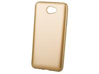 Husa silicon TPU Samsung Galaxy Xcover 4 G390 Flash Mat Aurie