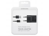 Incarcator retea USB Type-C Samsung EP-TA20EBECGWW Fast Charging Blister Original