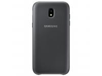Husa plastic Samsung Galaxy J5 (2017) J530 Dual Layer EF-PJ530CBEGWW Blister Originala